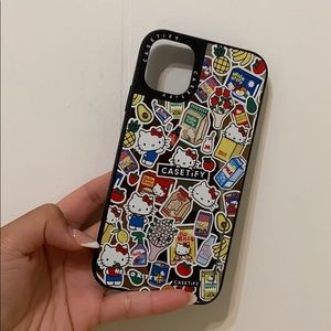 Casetify Hello Kitty iPhone 11 Case
